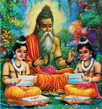 Rama ka Rajyabhishek