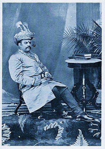 Maharaja Rameshwar Singh