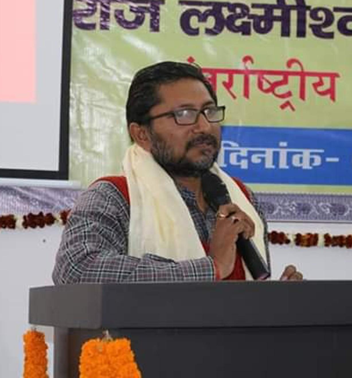डा. सुशान्त कुमार